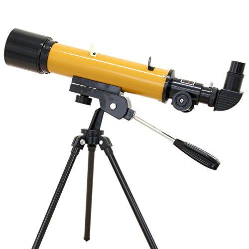 天体望遠鏡 レグルス50 初心者 子供 小学生 スマホ撮影セット 日本製 口径50mm