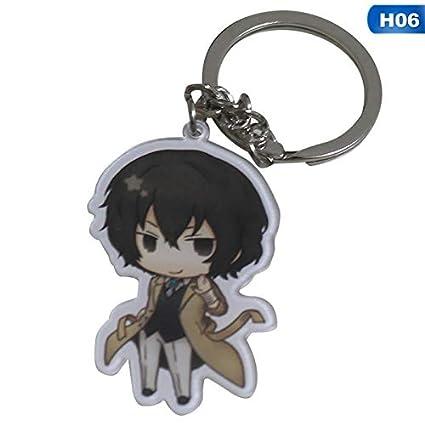 Amazon com : Key Chains - Anime Bungou Stray Dogs Atsushi