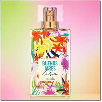 Buenos Aires Vibe Instant Vacation Eau De Toilette Spray Perfume by Mark