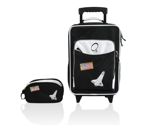 obersee-kids-luggage-and-toiletry-bag-set-space