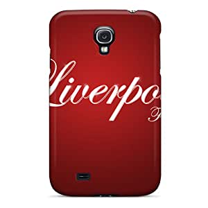 New Arrival Famous Club Of England Liverpool QAO3632LKhy Case Cover/ S4 Galaxy Case