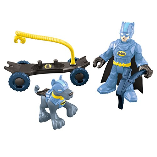 Fisher-Price Imaginext DC Super Friends Mountain Batman & Ace (Ace And Gary)