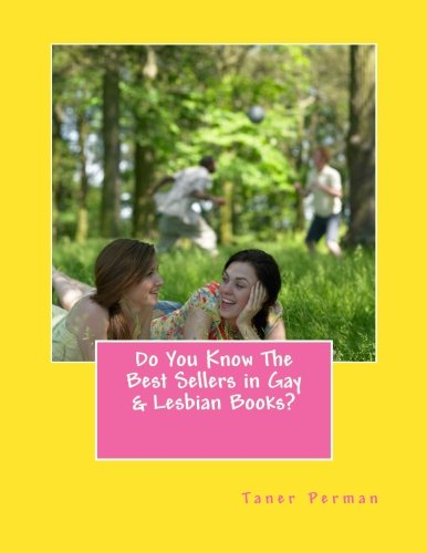 Do You Know The Best Sellers in Gay & Lesbian Books?