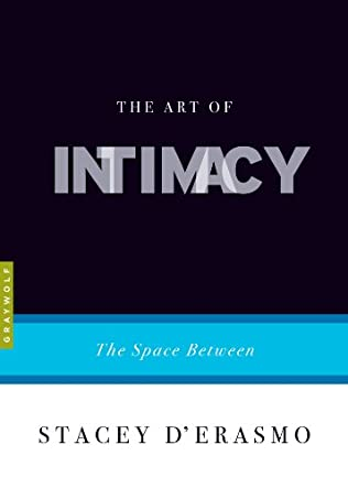 book cover of The Art of Intimacy