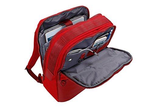 Passenger Rucksack-PC und iPad organisierte COL.Rot nELBs