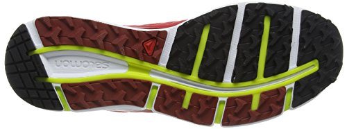 Gecko Green Wind Salomon Red Rouge Sneaker Flea Bright homme X Pro awBqn6z1