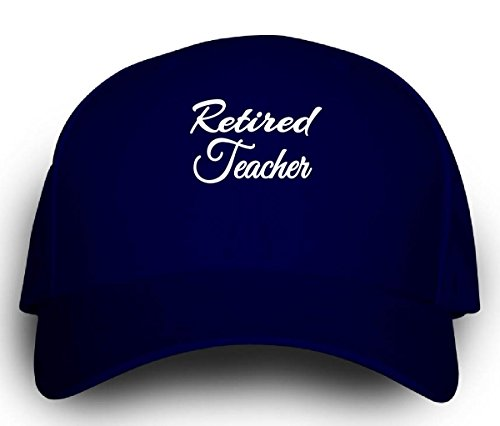 Retired Teacher Retirement Gift For Teacher - Cap