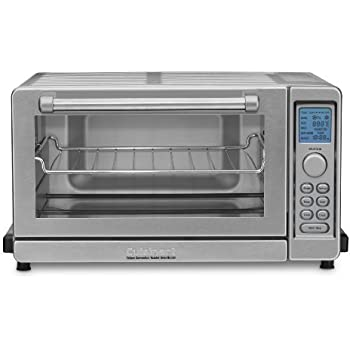 Cuisinart TOB-135 Deluxe Convection Toaster Oven Broiler (Certified Refurbished)