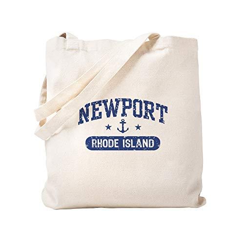 Newport Rhode Island Natural Canvas Tote Bag,Cloth Shopping Bag