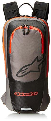 Alpinestars Sprint Back Pack, One Size, Steel Gray Black