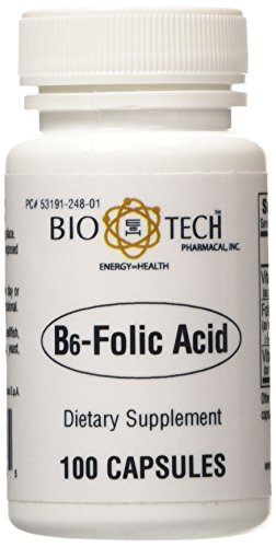 biotech-pharmacal-b6-folic-acid-100-count