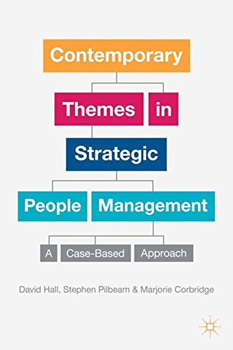 Contemporary Themes in Strategic People Management: A Case-Based Approach