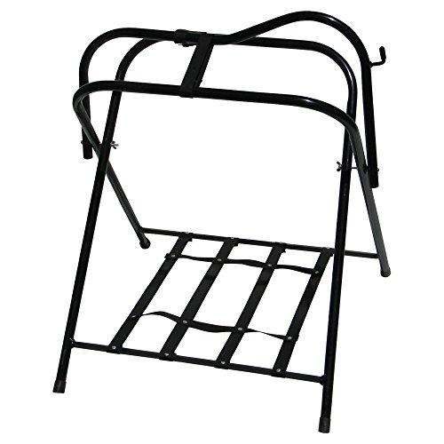 Freestanding Saddle Rack - High Country Plastics Saddle Rack, Free Standing, Floor