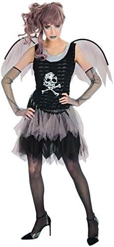 Chaks h4122s, disfraz Rock Zombie para mujer Adulto, talla S ...