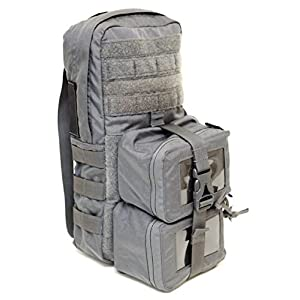 LBX TACTICAL Mini Modular Assaulters Pack, Wolf Grey