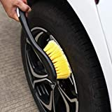 KathShop Multifunction Vehicle Car Wash Brush Cleaner Cleaning Brush Car Care Accessories