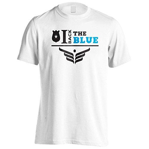 Ich Habe Das Blau Zurück Herren T-Shirt k657m
