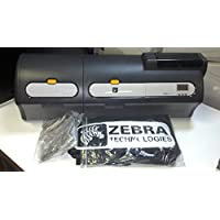 Zebra Technologies Z73-0M0C0000US00 ZXP Series 7 Card Printer, Dual-Sided, Lamination, Magnetic Encoder, USB and Ethernet Connectivity