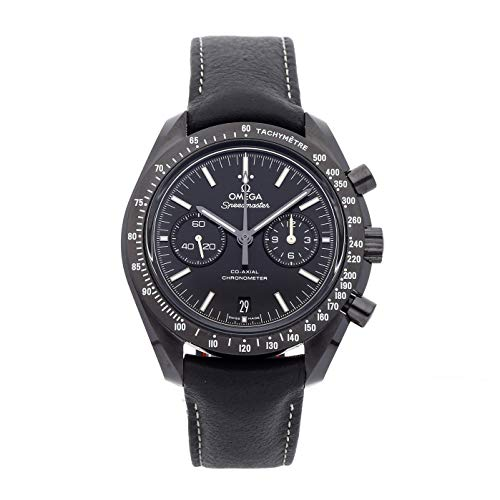 Omega Speedmaster Mechanical (Automatic) Black Dial Mens Watch 311.92.44.51.01.004 (Certified ()