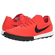 Nike Men's MagistaX Finale II TF Turf Soccer Shoe (Max Orange)