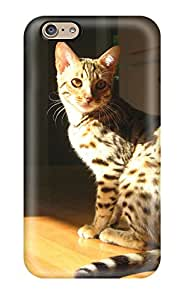 Protection Case For Iphone 6 / Case Cover For Iphone(domestic Cat With Spots)