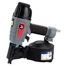 Ouya CN45XS 13-Gauge 1-Inch to 1-3/4-Inch Pneumatic Coil Roofing Nailer Kit