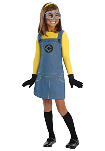 Despicable Me 2 Lucy Costume (Rubies Costume Co. Inc ' Minion Costume Large)