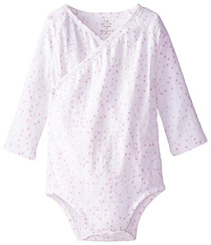 aden anais Baby Girls Long Sleeve Bodysuit