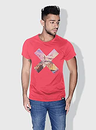 Creo Palestine X City Love T-Shirts For Men - Xl, Pink