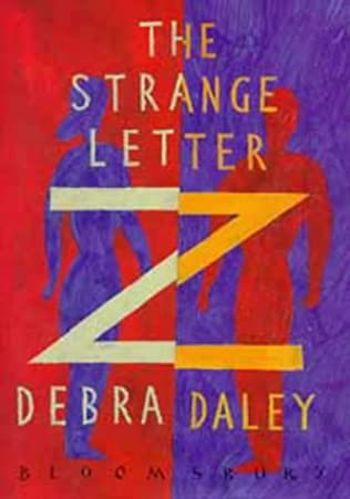 book cover of The Strange Letter Z
