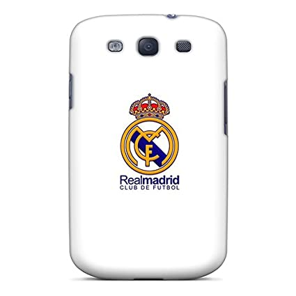 Amazon.com: Shock-dirt Proof Real Madrid Cf Case Cover For ...