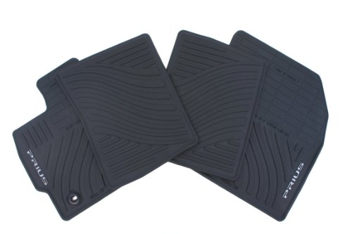 Toyota Genuine Parts 2012-2013 PRIUS All Weather Mats