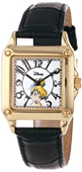 Disney Women's W000474 Tinker Bell Perfect Square Watch