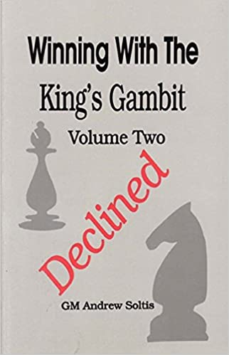 Request: Winning with the King's Gambit - Decline - VOLUME II by Andrew Soltis 41TDXS3XOAL._SX320_BO1,204,203,200_