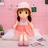 Plush Toys,18'' Girl Doll Super Soft Plush Puppy