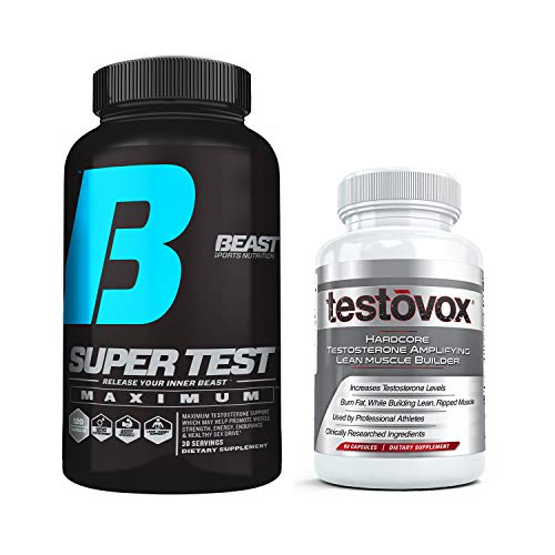 Beast Super Maximum Testovox Bundle