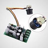 Controlador de Velocidad -PWM Motor Regulador de Velocidad Interruptor del Controlador Módulo de Controlador de Alta Potencia (DC10-60V)