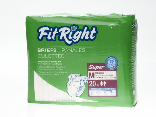 Medline FitRight Super CLOTHLIKE FITSUPER