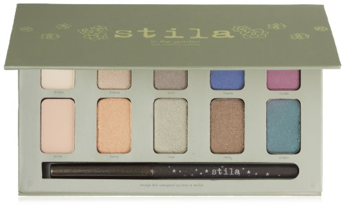 Stila In The Garden Palette Ombre à Paupières, 0,49 once