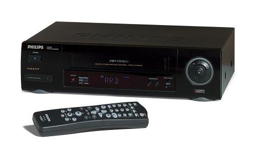 Philips VR 600 4 VHS Videorekorder