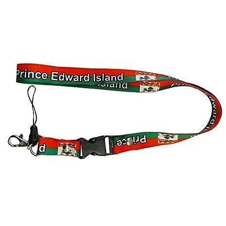 Amazon.com: Isla del Príncipe Eduardo Canadá Bandera ...