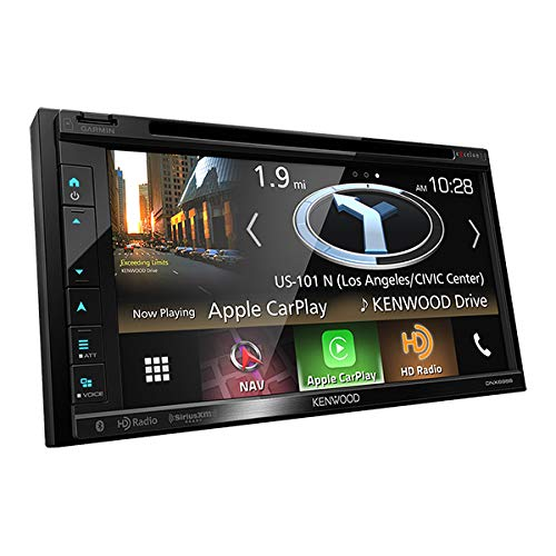 "Kenwood Excelon DNX695S 6.8"" WVGA double-DIN Navigation/DVD"