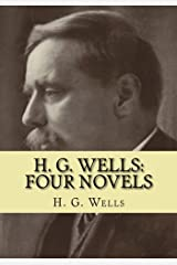 H. G. Wells: Four Novels: The Time Machine, The Island of Doctor Moreau, The Invisible Man, The War of the Worlds Paperback