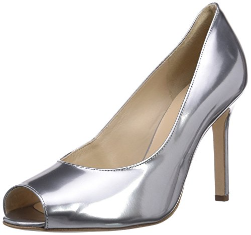 Högl 9-109306 - sandalias abiertas de piel mujer Plata - Silber (7400)