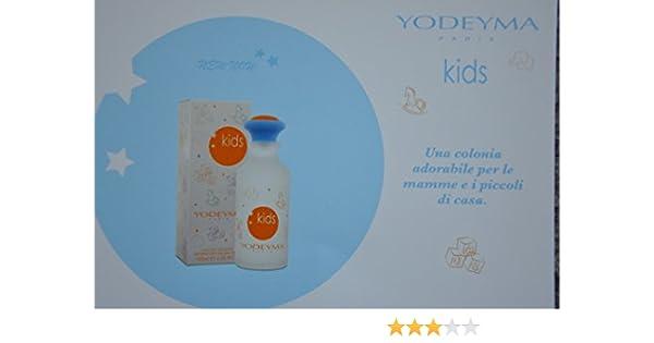 YODEYMA KIDS First Eau De Toilette para niños: Amazon.es: Salud y cuidado personal