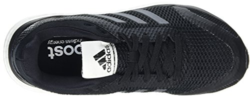 Adidas Damen Response + Laufschuhe Schwarz (core Black / Gray Five / Footwear White)
