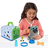 Puppy Dog Pals Groom and Go Pet Carrier, Bingo