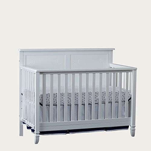 Suite Bebe Asher 3-in-1 Crib- White