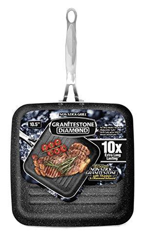 Granitestone 2594 Grill Pan 10.25