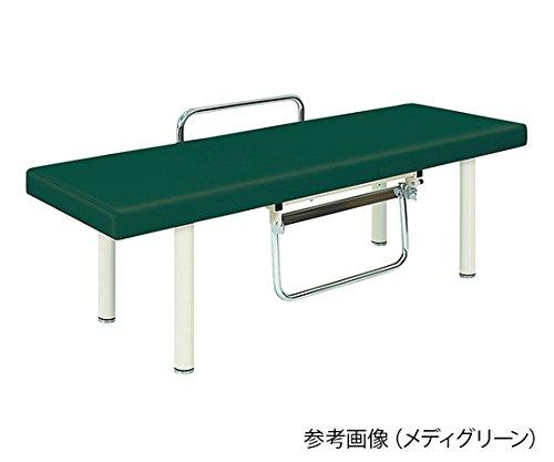 高田ベッド7-3161-18診察台レッド650×1800×500mm   B07BD396T9